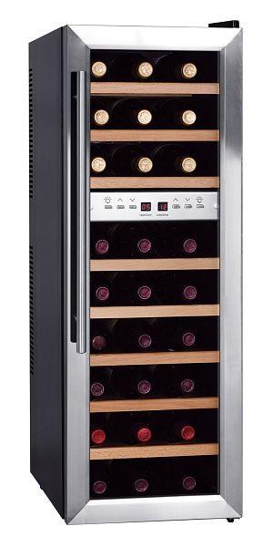 GGG wijnkoeler, 345x515x985 mm, voor 27 flessen, WK636